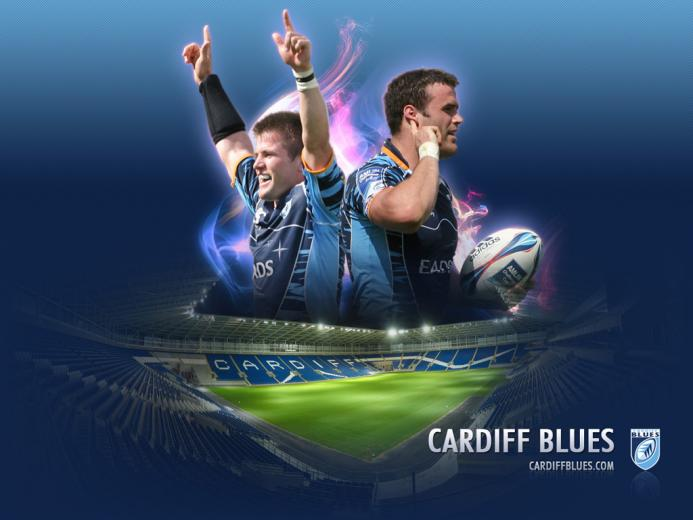 Cardiff Blues The Downward Spiral