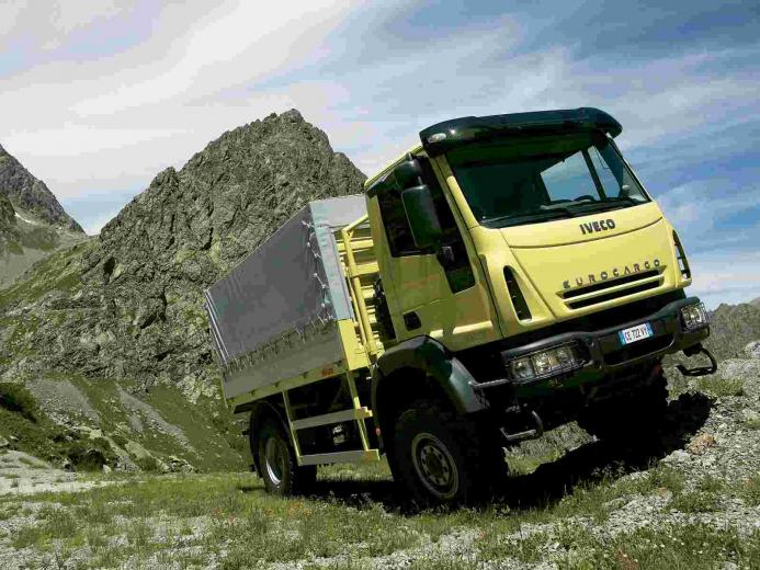 4x4 01 wallpaper   IVECO   Trucks Buses   Wallpaper Collection