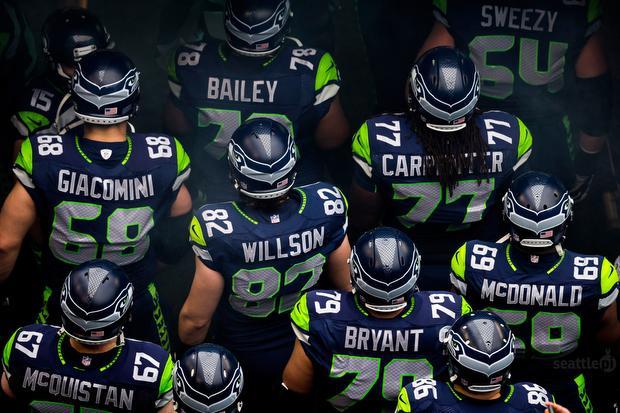 Seattle Seahawks 12 3 vs St Louis Rams 7 8   Seattle Seahawks