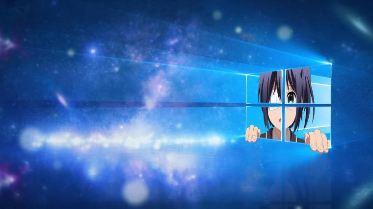 Windows 10 Wallpaper Chuunibyou Style [4k] Animewallpaper