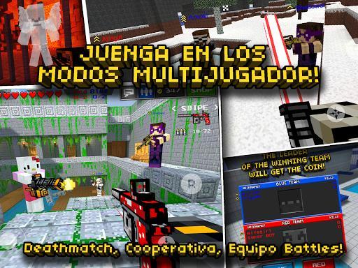 Pixel Gun 3D Minecraft style 43   HD Wallpapers