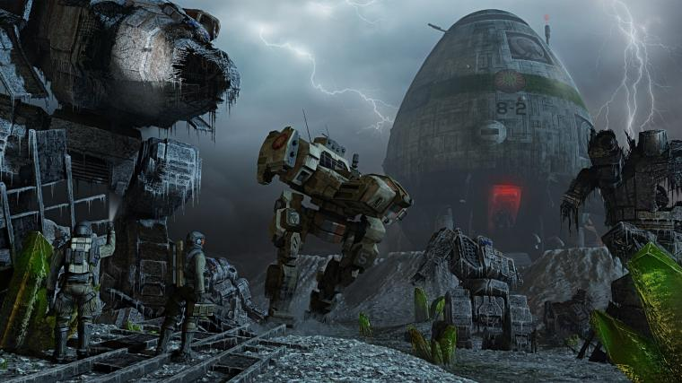 Mechwarrior Online Mechwarrior Wallpaper 164608