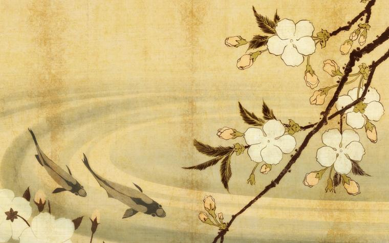 Back Gallery For traditional japanese wallpaper