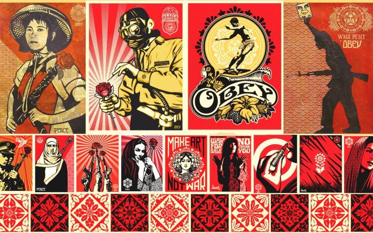 Download Obey Wallpaper 1680x1050 Wallpoper 409237
