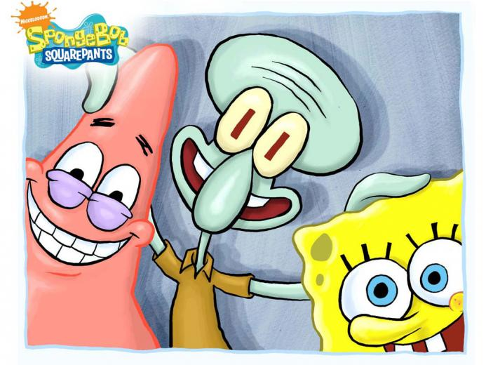 Spongebob Wallpaper HD dekstop wallpapers   Spongebob Wallpaper
