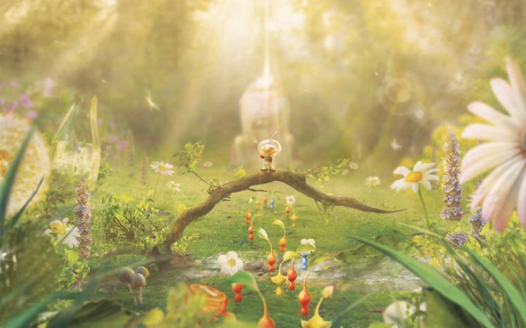 Pikmin Wallpaper HD
