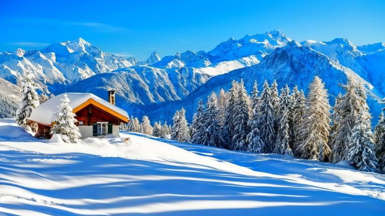 Mountain And Winter Wallpapers HD