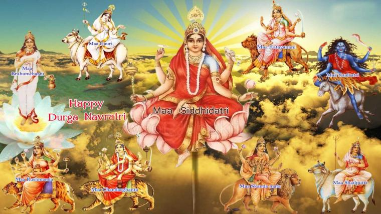 Maa durga Wallpapers Collection Page   2 MrPopat