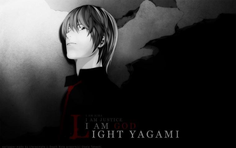 Light Yagami Wallpapers