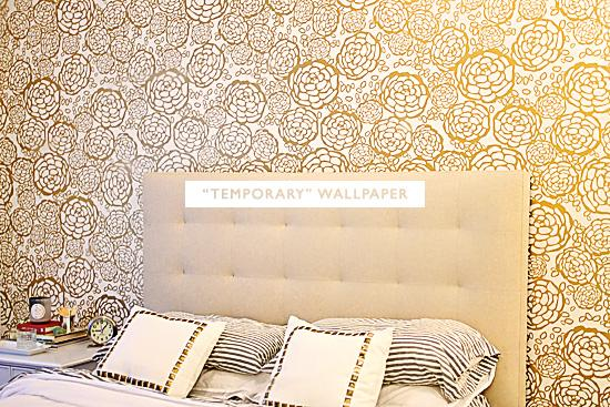 temporary wallpaper clinic accenting walls with temporary wallpaper