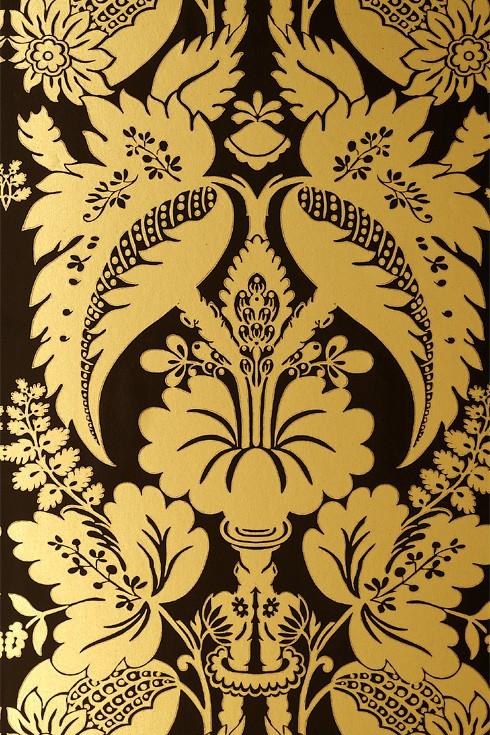 Gold Wallpaper Black And Gold Wallpaper Designs