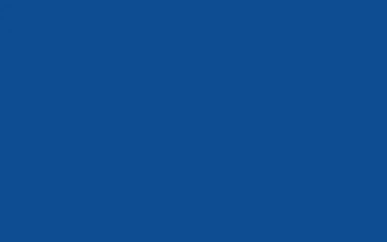 Solid Blue Desktop Background for Pinterest