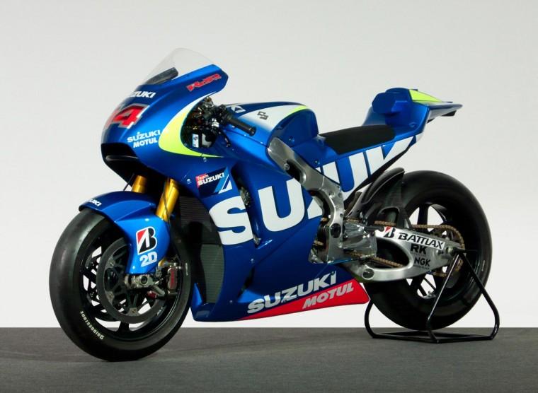 Passione Racing MotoGP Suzuki Ritorno alla MotoGP dal 2015