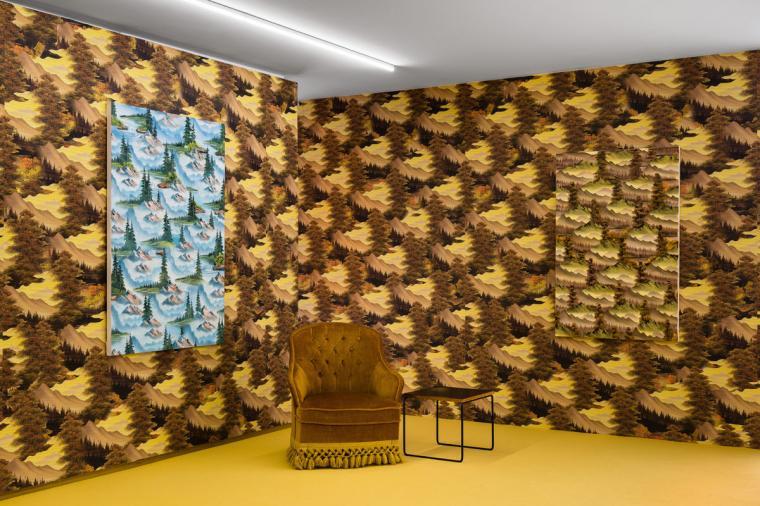 Imitation Sand by Neil Raitt at Valentin Paris   Tzvetnik