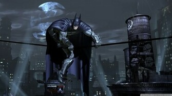 Batman Arkham City 2 Wallpaper 1920x1080 Batman Arkham City 2