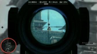 HD wallpaper Sniper Ghost Warrior Screenshoot Wallpaper Hd For