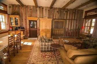 Reclaimed Weathered Timbers and Barnwood Paneling and Trailblazer Wood