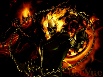 Ghost Rider Wallpaper 2 Ghost Rider Wallpaper by