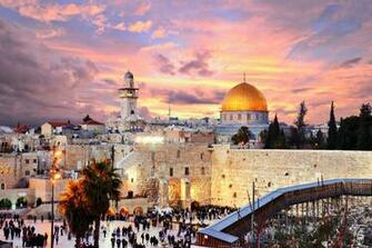 Jerusalem Wallpaper HD