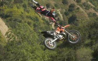 Download wallpaper KTM Motocross SX 125 SX 125 SX 2006