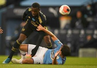 Arsenal Vs Brighton Can Eddie Nketiah provide Alexandre Lacazette