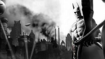 Batman   Arkham City wallpaper 3994