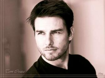 Download the Tom Cruise Profile Wallpaper Tom Cruise Profile