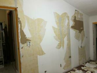 Removing layers of wallpaper   DoItYourselfcom Community Forums