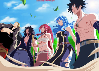 Fairy Tail Magazine Announced The Sun Rising Blog