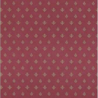 Majestic Burgundy Wallpaper