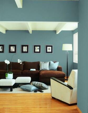 Dunn Edwards Paints paint colors Wall Silver Skate DE5801 Trim