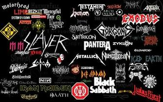 Music   Heavy Metal Collage Band Bands Wallpaper