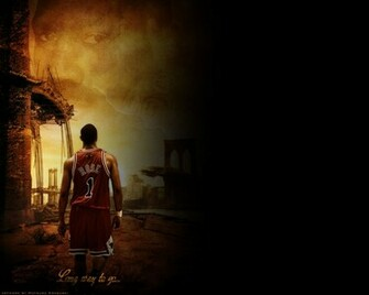Derrick Rose Wallpapers Vol 1 TheNbaZonecom