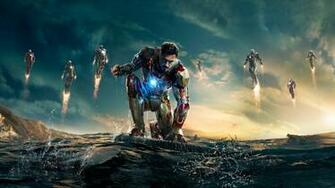 Top 10 HD Iron Man Wallpapers for iPhone 55s