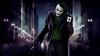 Heath Ledger Fan Club Joker   Heath Ledger Wallpapers