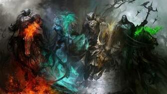 The Four Horsemen 1920x1080 wallpapers