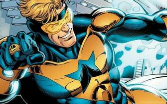 Booster Gold Wallpaper 11   1600 X 900 stmednet
