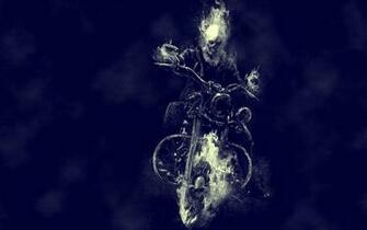 Ghost Rider Movie Bike Motorcycle Skull wallpaper Best HD Wallpapers