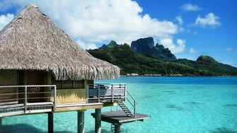 Bora Bora wallpaper 247339