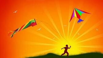 Kite Flying wallpaper with HD Quality kiteFlying kiteHD kite