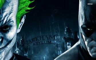 Batman   Arkham Asylum wallpaper   Game wallpapers   2272