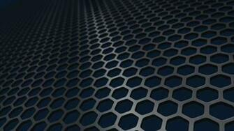 Iron honeycomb mesh Mac Wallpaper Download AllMacWallpaper