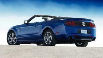 2016 Mustang V6 Convertible HD Wallpapers