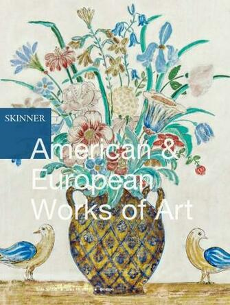 American European Works of Art Skinner Auction 3010B by
