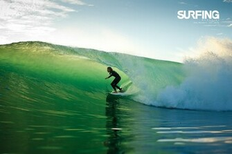 July 2012 Issue Wallpaper SURFING Magazine