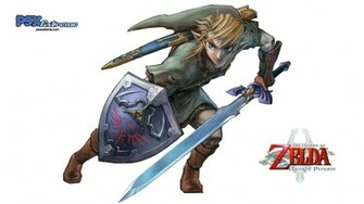 Zelda Twilight Princess Wallpaper