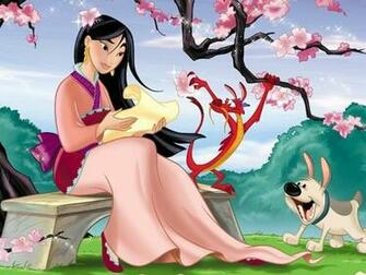 Mulan Wallpaper   Disney Wallpaper 6628330