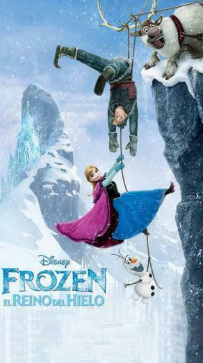 iPhone 5 Wallpaper Entertainment frozen disney