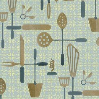 MCM Home Improvement Wall Treatments and More Fabric No Pattern