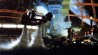 Blade Runner Wallpaper 1